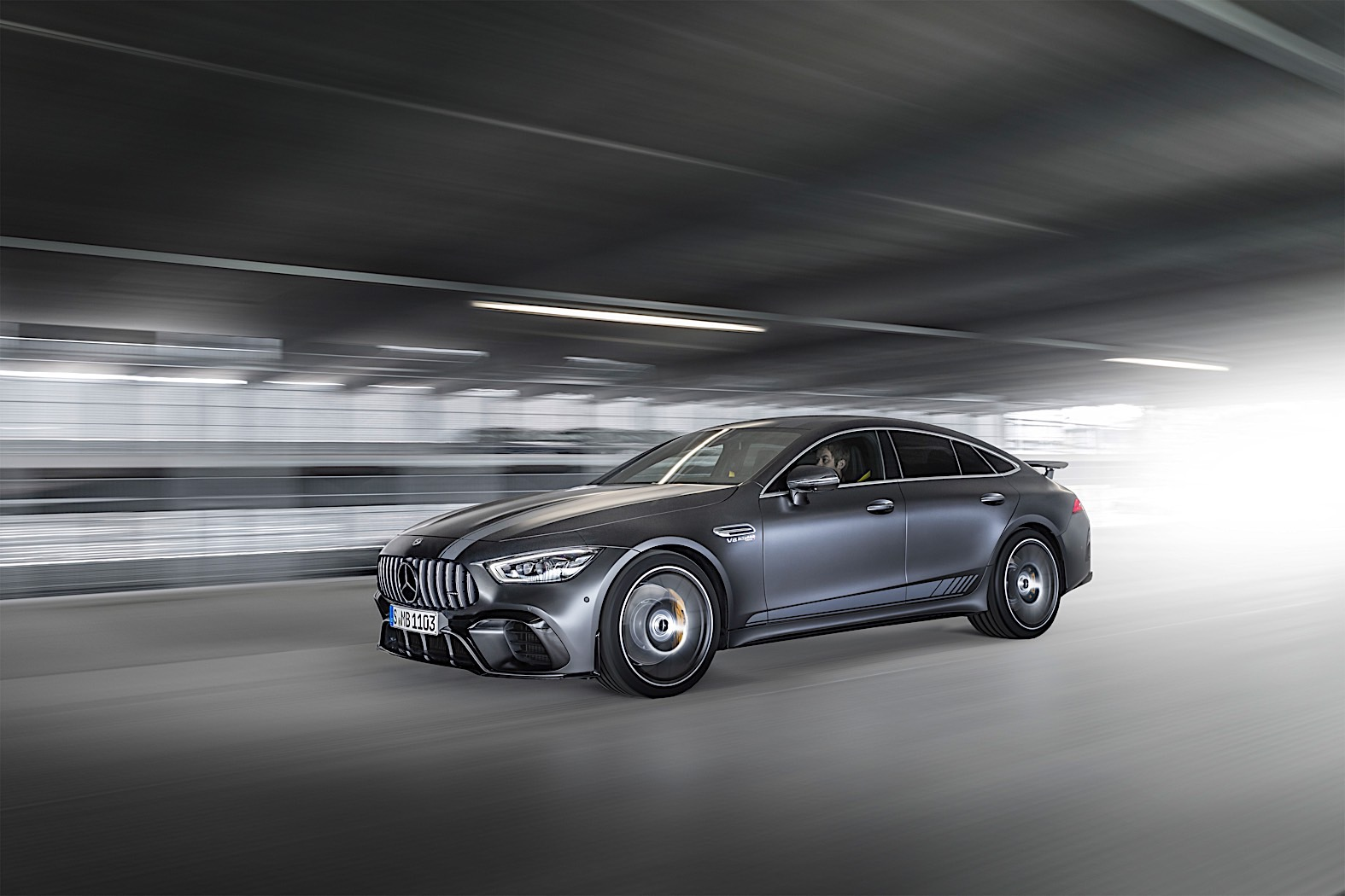 Mercedes Amg Gt Monster Hybrid Confirmed Electric Driving Noise Is Important