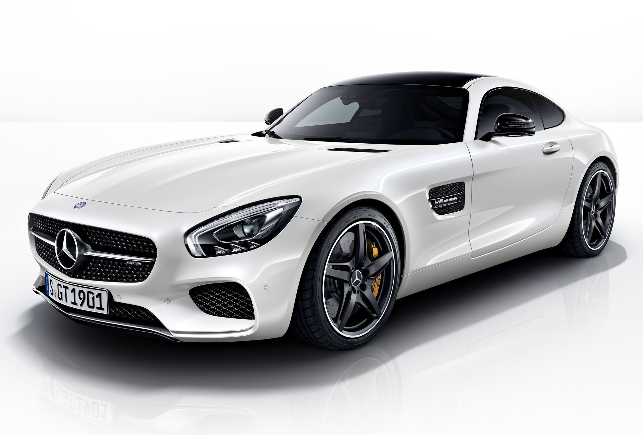 mercedes amg gt night package revealed autoevolution. Black Bedroom Furniture Sets. Home Design Ideas