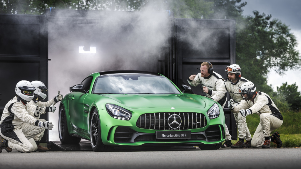 Mercedes Amg Gt R Roadster Considered Gt C Coupe Coming In 2017 Autoevolution