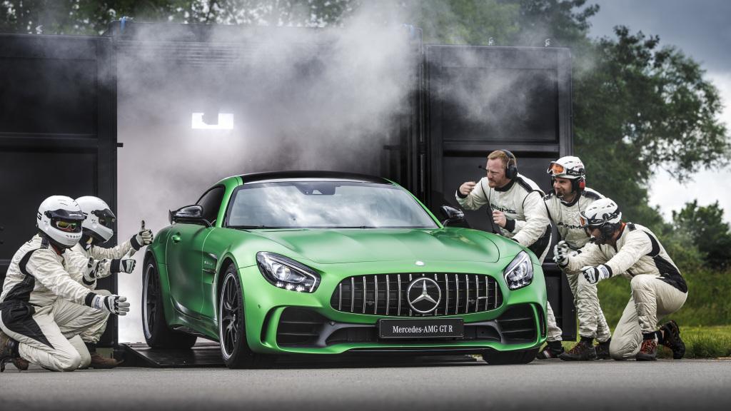 22 Photos Mercedes Amg