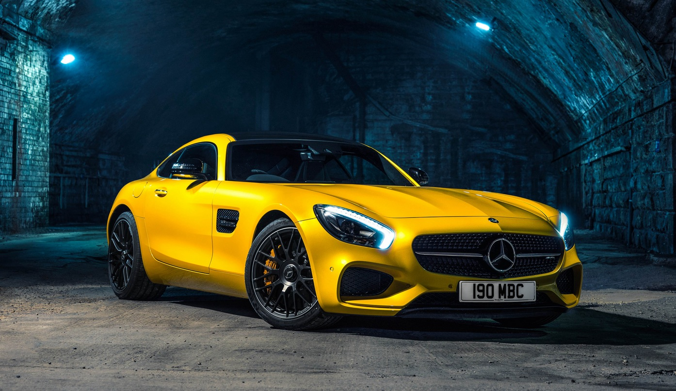 Mercedes Benz Amg Gt >> Mercedes-AMG GT S Costs $270,000 in China, Is Still Half the Price of an SLS - autoevolution
