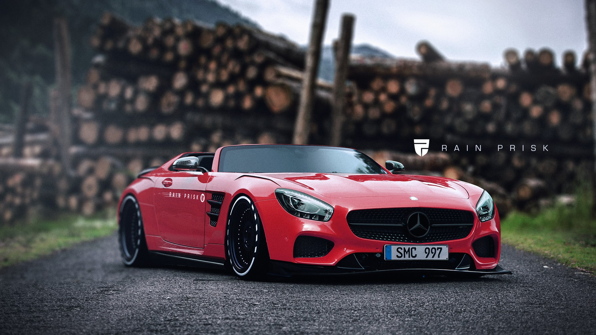 Mercedes Amg Gt Speedster Rendering Is Reminiscent Of Slr