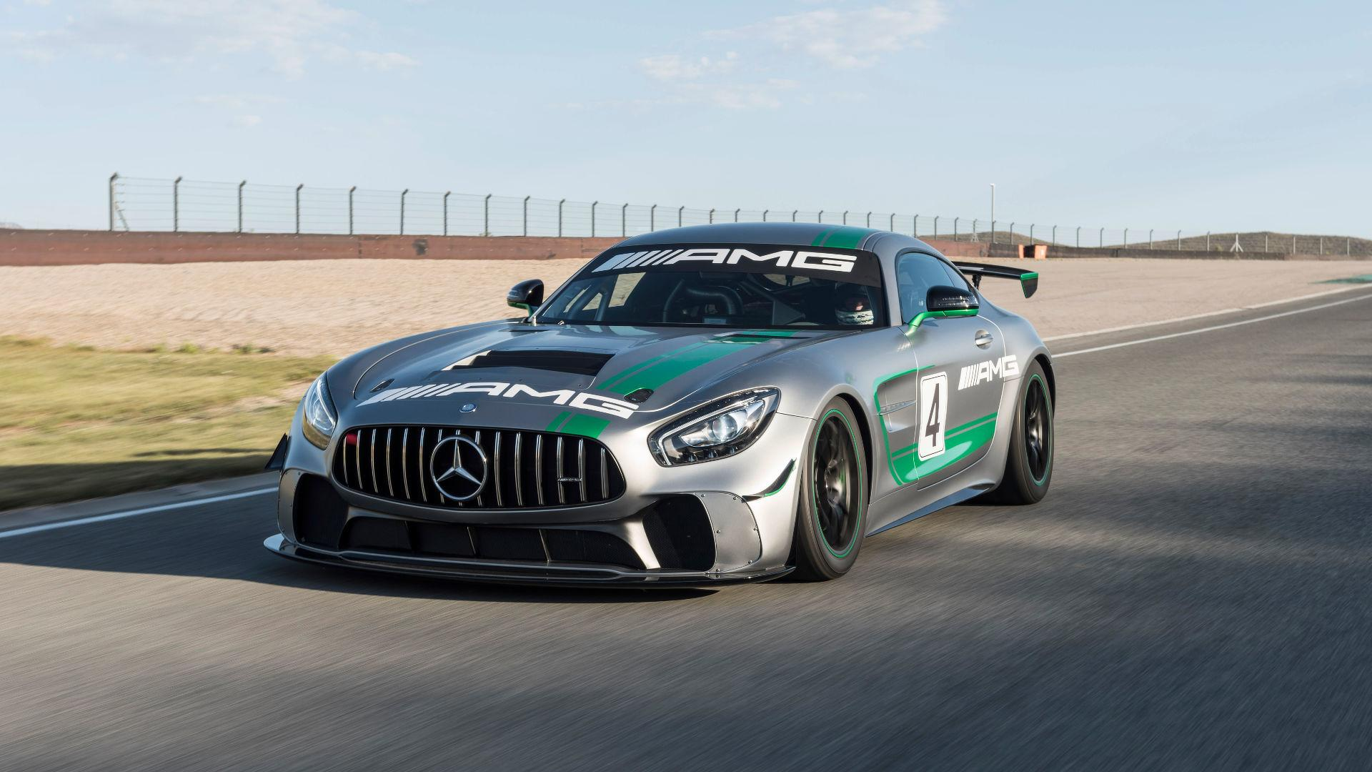 Mercedes Amg Gt4 >> Mercedes Amg Gt4 Is One Expensive Customer Racing Car