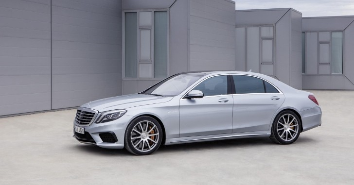 Mercedes Announces 2014 S63 AMG Pricing for UK Market