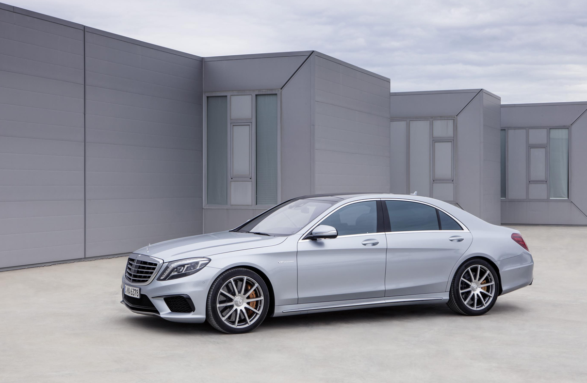 Mercedes announces 2014 s63 amg pricing for uk market for Mercedes benz s63 price