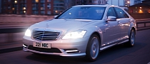 Mercedes Announces UK S-Class Special Edition