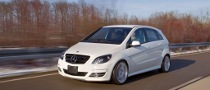 Mercedes B 55 with V8 Engine and 388 HP Presented [Gallery]
