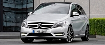 Mercedes B-Class and Valente Van Get 5-Star ANCAP Rating