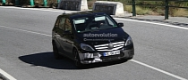 Mercedes B45 AMG With 350 HP Being Considered