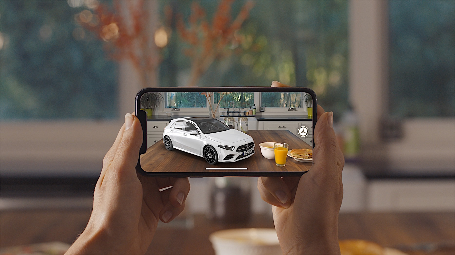 2018 mercedes-benz a-class available in augmented configurator