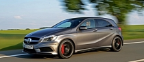 Mercedes-Benz A45 AMG Goes on Sale in the UK