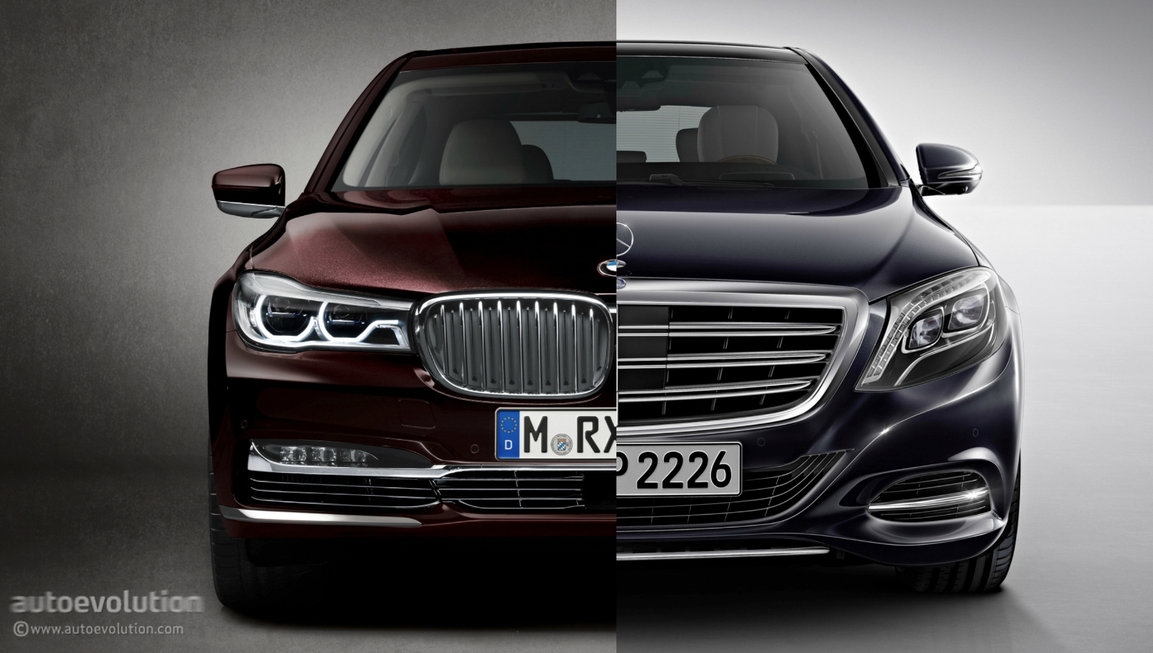 Mercedes benz and bmw a brotherly rivalry that spanned for Mercedes benz s series