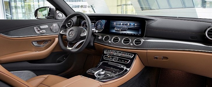mercedes benz and infiniti owners are most likely to adopt self driving cars autoevolution. Black Bedroom Furniture Sets. Home Design Ideas