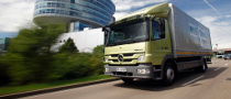 Mercedes-Benz Atego BlueTec Gets Sustainability Award