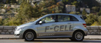 Mercedes-Benz B-Klasse F-CELL Makes It to the US