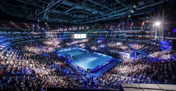 Mercedes-Benz Becomes Platinum Sponsor of the Barclays ATP Finals