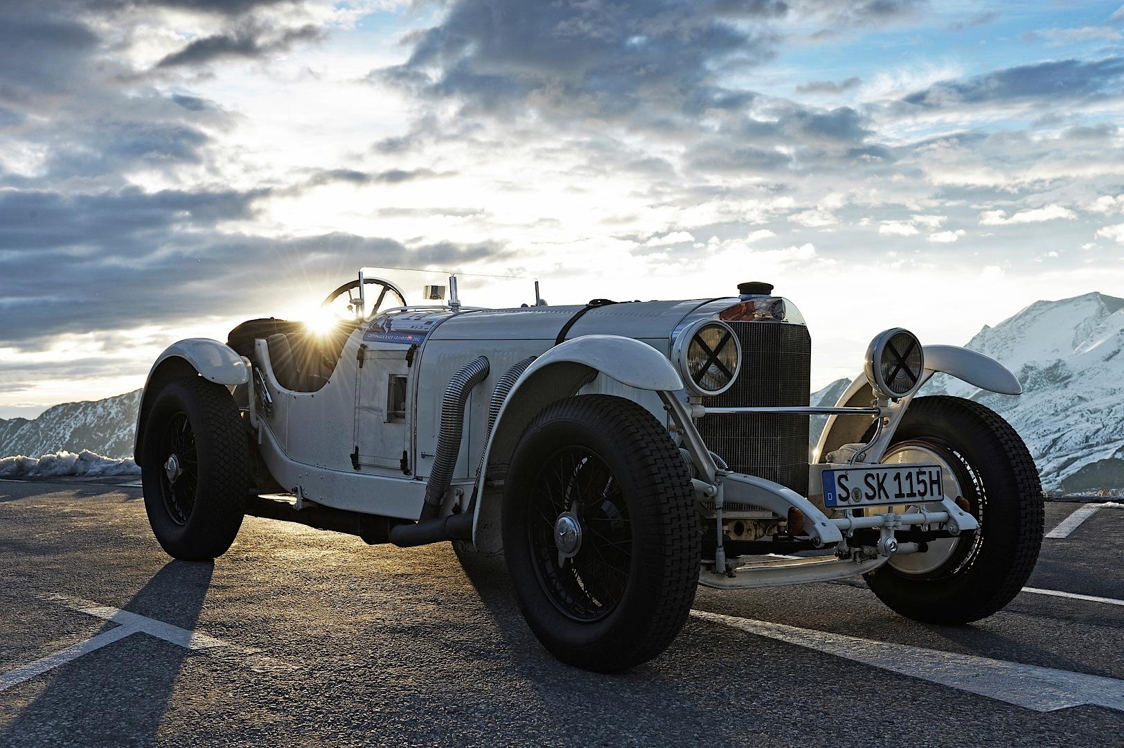 Mercedes-Benz Brings 30 Historic Racing Cars at Techno Classica ...