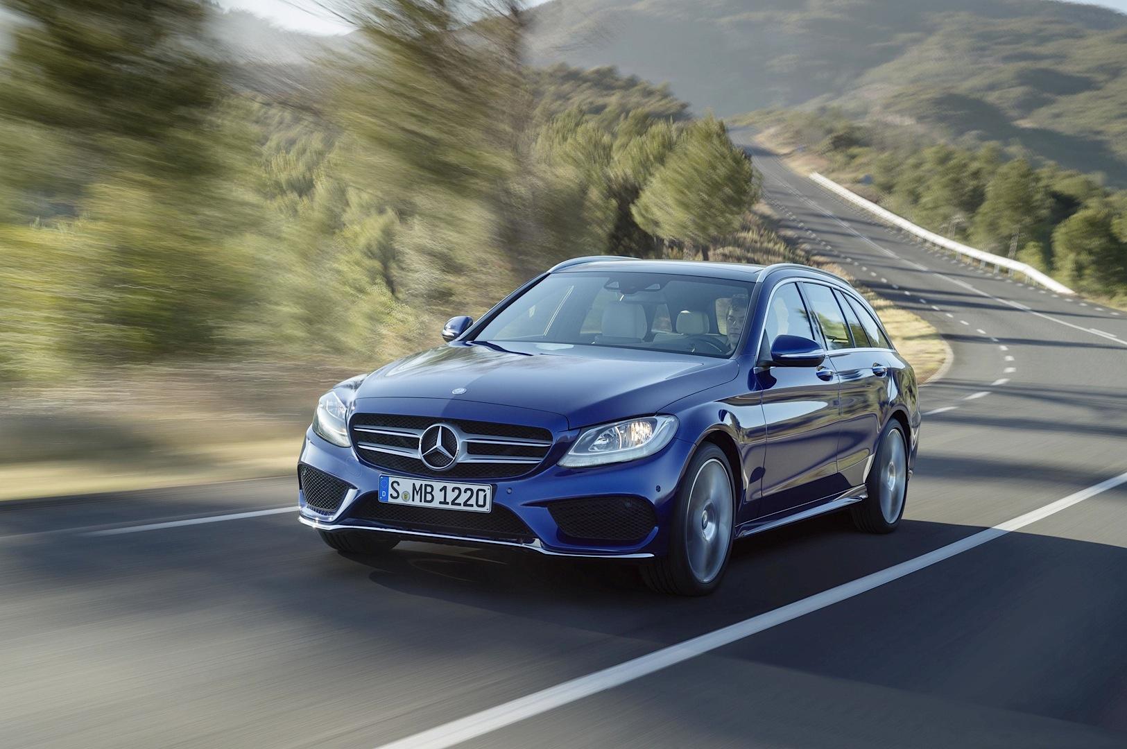 Mercedes benz c class estate s205 gets uk pricing for Price of mercedes benz c class
