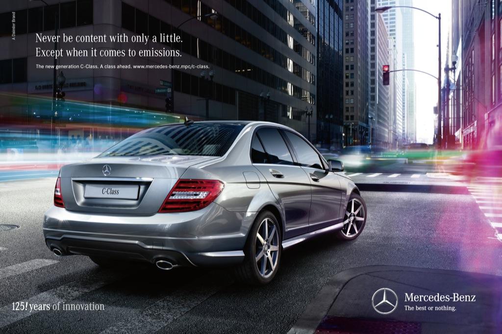 Mercedes benz c klasse is a class ahead autoevolution for Comercial mercedes benz