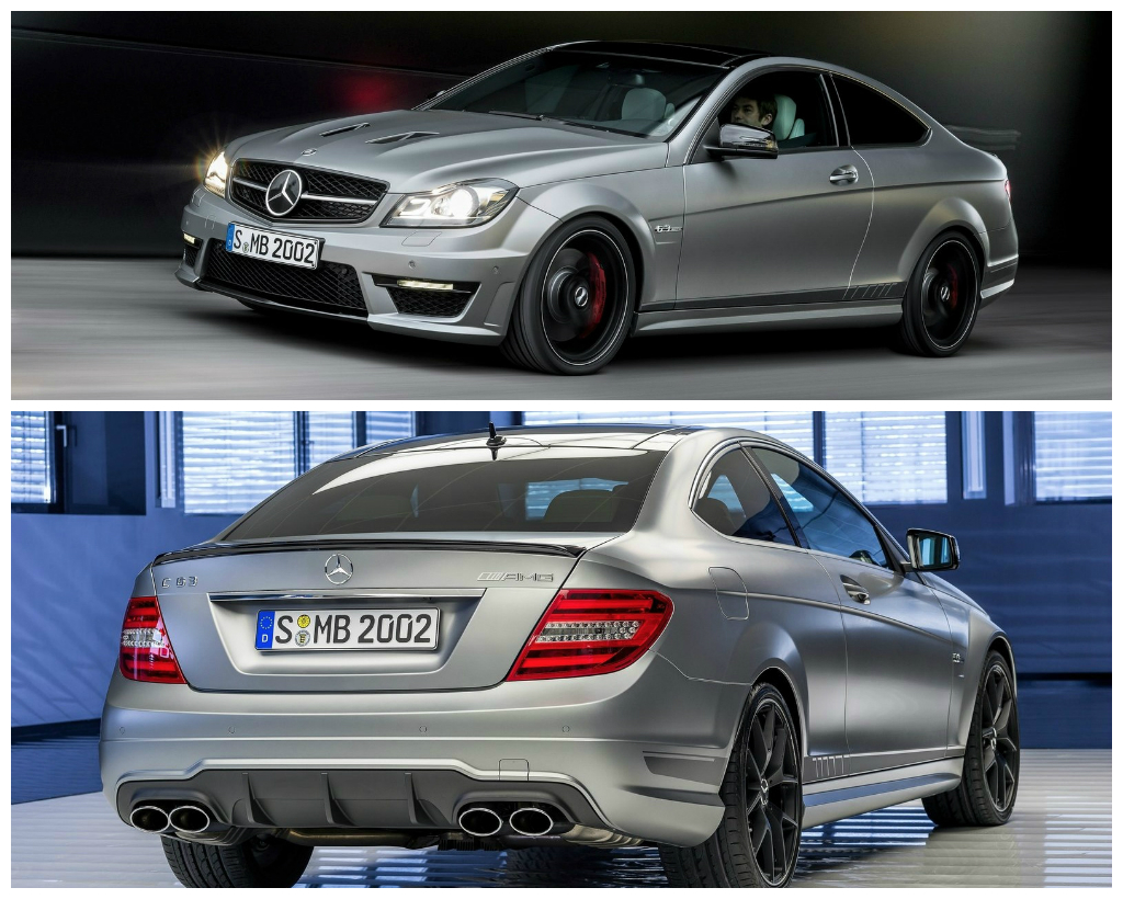 mercedes benz c63 amg coupe production to continue through. Black Bedroom Furniture Sets. Home Design Ideas