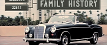 Mercedes-Benz Gives Us a Retro Car Love Story [Video]