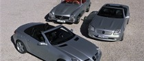 Mercedes-Benz Celebrates 55 Years of Open-top Driving