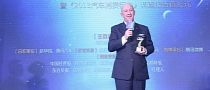 Mercedes-Benz China Sales Boss Voted CEO of The Year