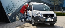 Mercedes-Benz Citan Compact Van Could Come to the US