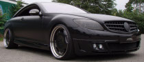 Mercedes-Benz CL Body Kit by MEC Design