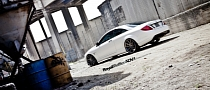 Mercedes-Benz CL63 AMG on ADV.1 Wheels [Photo Gallery]