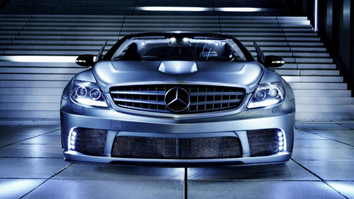 Mercedes-Benz CL63 AMG Tuned by Famous Parts [Photo Gallery]