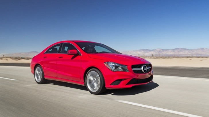Mercedes-Benz CLA 250 Gets Reviewed by Motor Trend