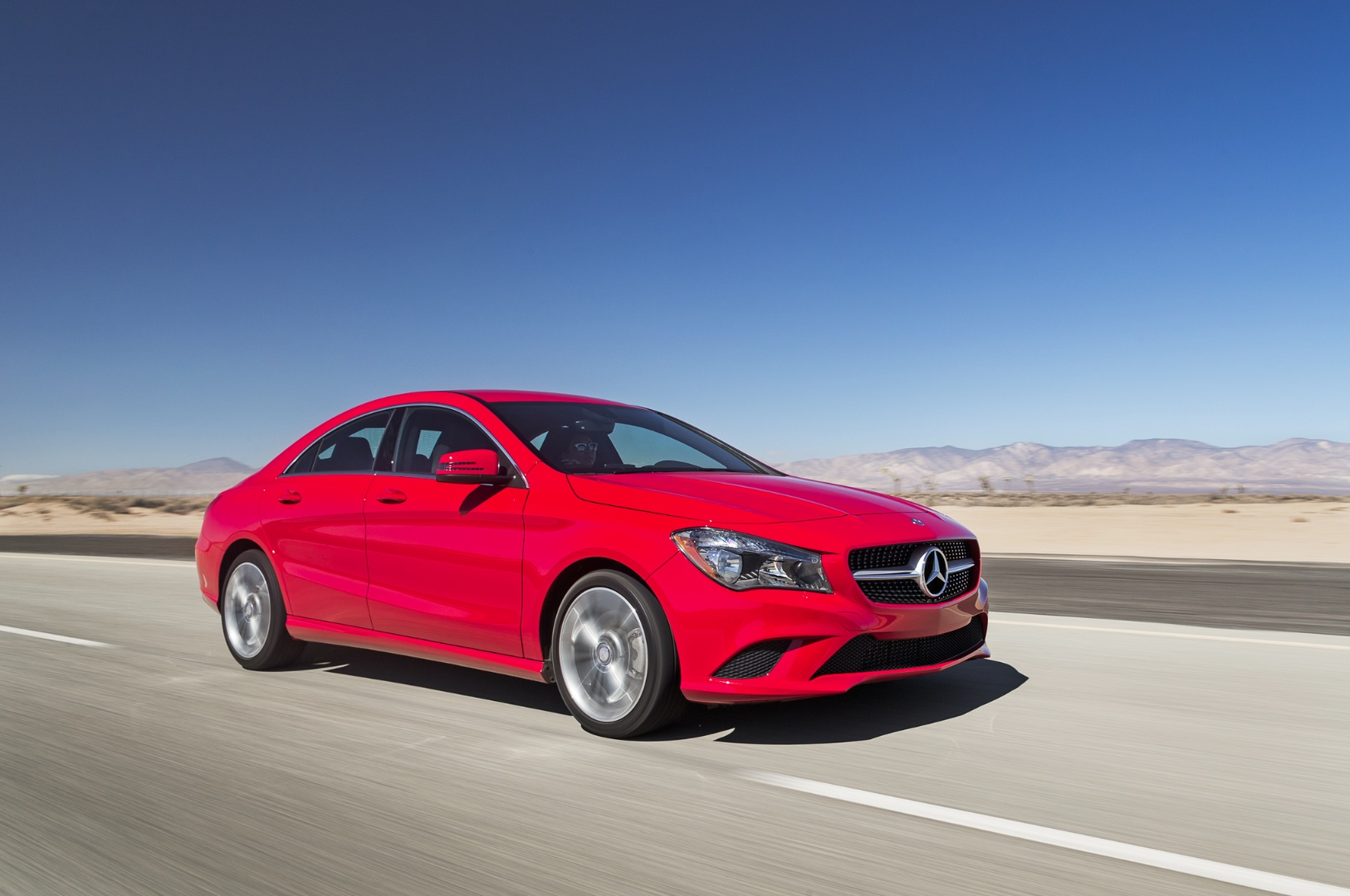 Mercedes benz cla 250 gets reviewed by motor trend for Mercedes benz 250 cla