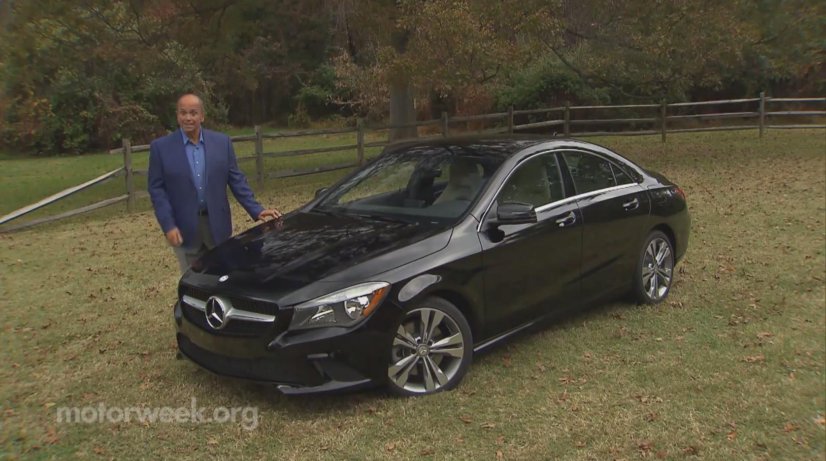 Mercedes-Benz CLA 250 Gets Reviewed by MotorWeek - autoevolution