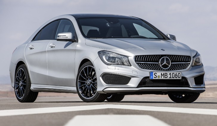 Mercedes-Benz CLA 250 vs Buick Verano Comparison by The Car Connection