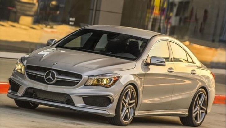 Mercedes benz cla 45 amg gets reviewed by autotrader for Auto trader mercedes benz
