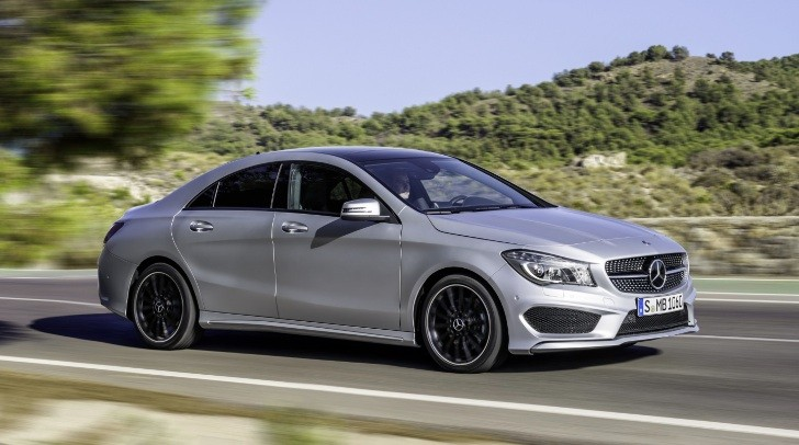 Mercedes benz cla gets reviewed by consumer reports for Mercedes benz cheapest model