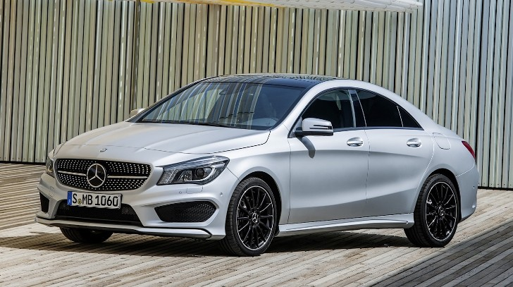 Mercedes-Benz CLA Gets Reviewed by The Gladstone Observer