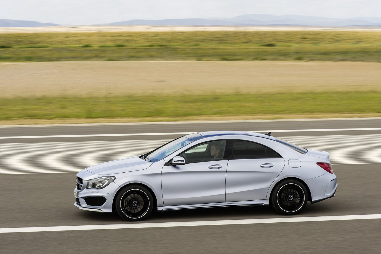 benz cla price list