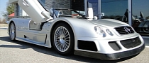 Mercedes-Benz CLK GTR For Sale on eBay [Photo Gallery]