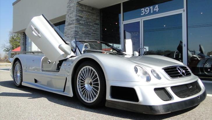 Mercedes benz clk gtr for sale on ebay autoevolution for Mercedes benz for sale ebay