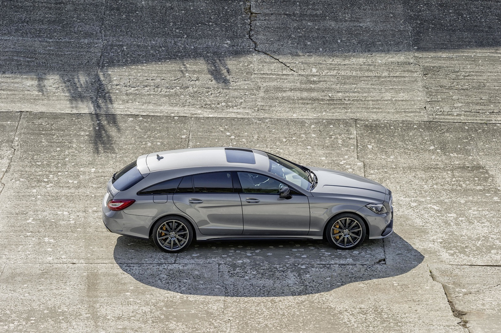 Mercedes Benz CLS Coupe and Shooting Brake Facelift Receive UK