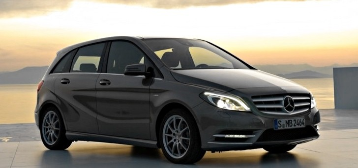 Mercedes benz considering seven seater b class autoevolution for Mercedes benz seven seater