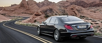 Mercedes-Benz Could Launch Self-Driving S-Class by 2017