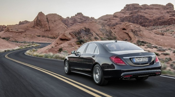 mercedes-benz could launch self-driving s-class2017 - autoevolution