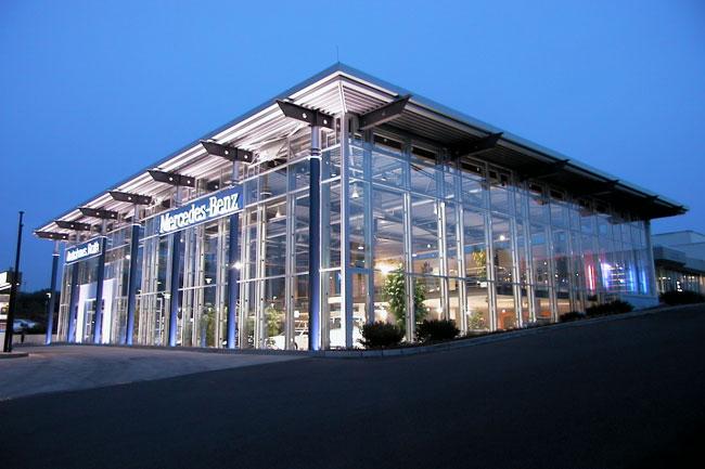 Mercedes Benz Dealership >> Mercedes Benz Dealers Ranked Highest In Customer