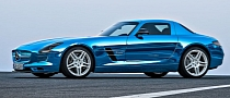 Mercedes-Benz Details SLS AMG Electric Drive Along With Astronomical Price Tag