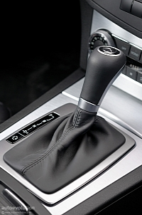 Mercedes-Benz automatic gearbox