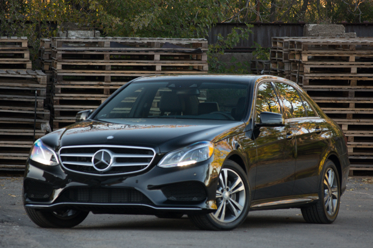 Mercedes benz e 250 bluetec 4matic gets reviewed by for Mercedes benz e350 bluetec