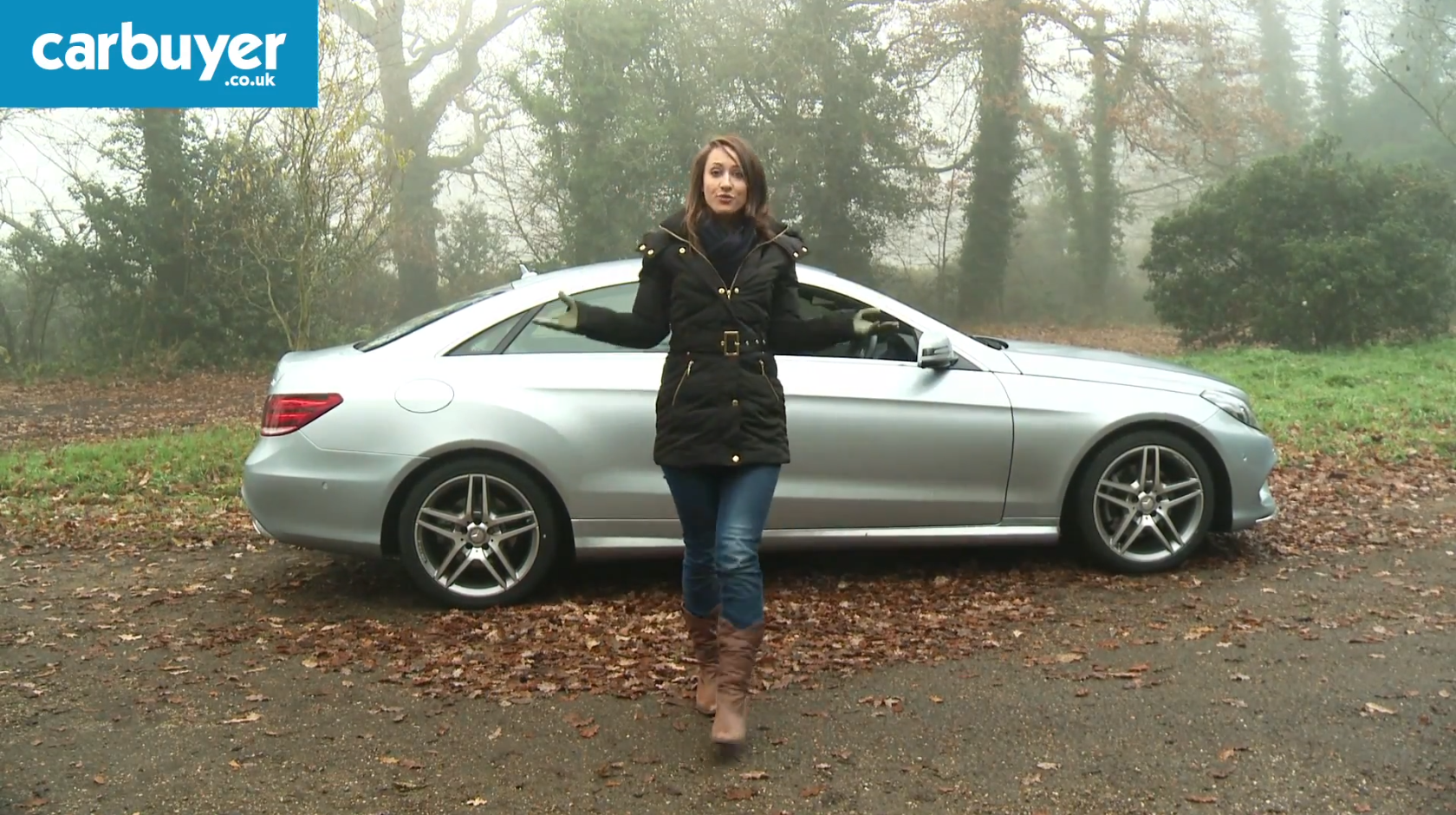 Mercedes Benz E Class Coupe C207 Gets Reviewed By Carbuyer